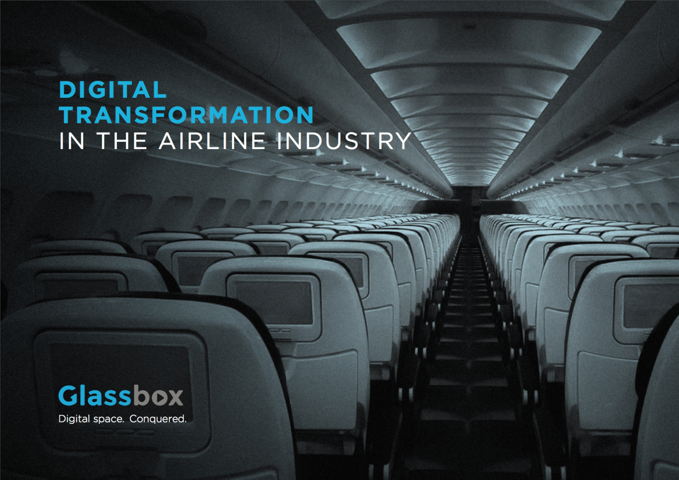 Digital Transformation <br />in the airline industry