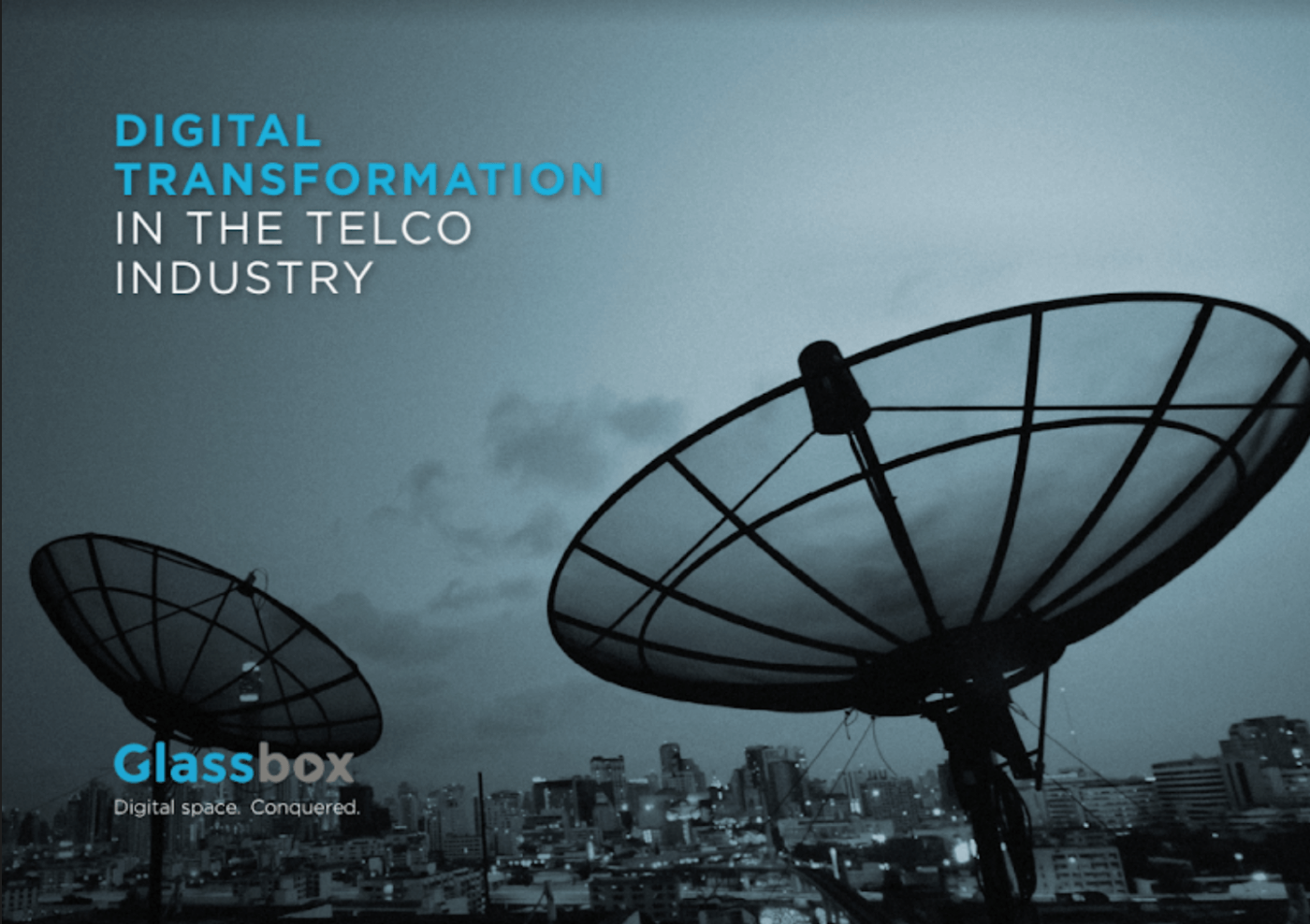 Digital transformation in the <br />Telecommunications Industry